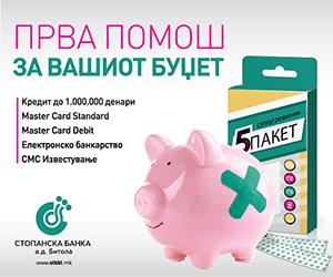 Stopanska Banka AD Bitola