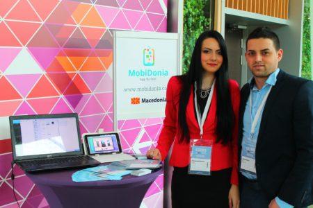 """""""Мобидониа"""" е македонски """"направи сам"""" систем за креирање мобилни апликации"""