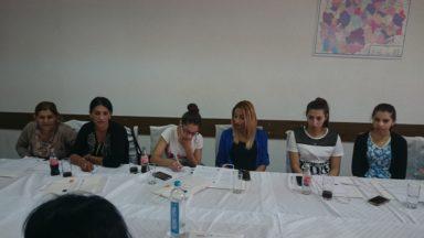 Жените ромки од Кичево имаат желба да учат и да ги унапредат своите знаења и квалификации