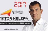 """Виктор Нелепа, Македонецот кој ја измисли """"паметната палма"""" во Дубаи доаѓа на Самит Македонија 2025!"""