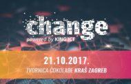 Конференцијата Change во Загреб ќе донесе предавачи од Google, Oracle, PayPal