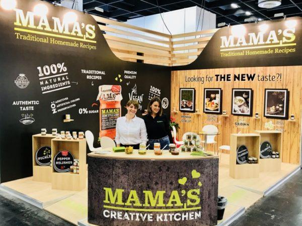 Mama's учествува на најголемиот светски саем за храна и пијалaци во Келн