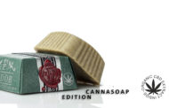 """""""CANNASOAP"""" на македонски """"Федор"""" е еден од ретките природни сапуни во светот со екстракт од канабис"""