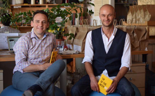Патар и Калин: Поддржете ја Tip of the Week кампањата на Kickstarter за интернационализација на прирачникот!