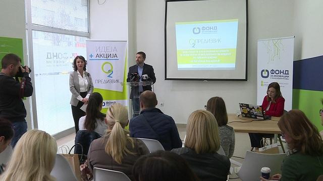 Јован Деспотовски  Сериозно се зголемуваат средствата на Фондот за иновации  На компаниите ќе им помогнеме да ги искористат