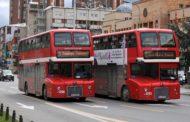 Бесплатен јавен превоз во Скопје од денес поради загадувањето