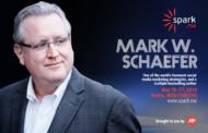 Марк Шејфер, еден од водечките стратези за маркетинг на социјалните медиуми е првиот главен говорник на Spark.me 2018