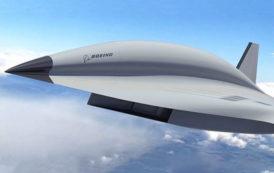 Boeing прави авион кој ќе лета 6.000 километри на час