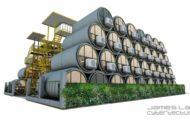 Во иднина ќе живееме во микро домови направени од бетонски цевки