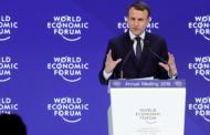 Макрон од Давос најави дека Франција ќе ги затвори сите централи на јаглен до 2021