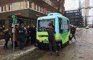 Стокхолм ги доби првите самоуправувачки електрични автобуси во градскиот превоз