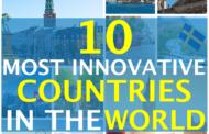 Јужна Кореја и Шведска се најиновативните земји во светот