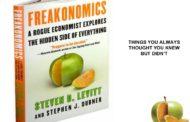 #ИновативностЧита: Freakonomics – бунтовен економист ја истражува скриената страна на нештата