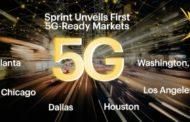 Компанијата Sprint ќе стартува 5G мрежа во шест градови во САД до 2019 година