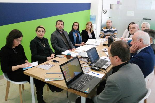 """Започна првата фаза од реализацијата на Научно-технолошки парк"""" во Македонија"""
