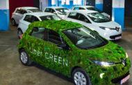 Uber ја стартуваше UberGREEN, нова услуга со електрични автомобили