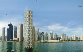 """Solar Vertical City е зелена кула """"посадена"""" на дното од морето"""