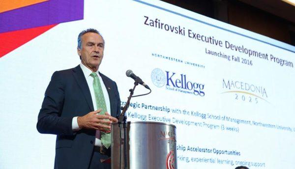 Македонија2025 доделува стипендии за извршни директори и менаџери на реномирана школа за бизнис во САД