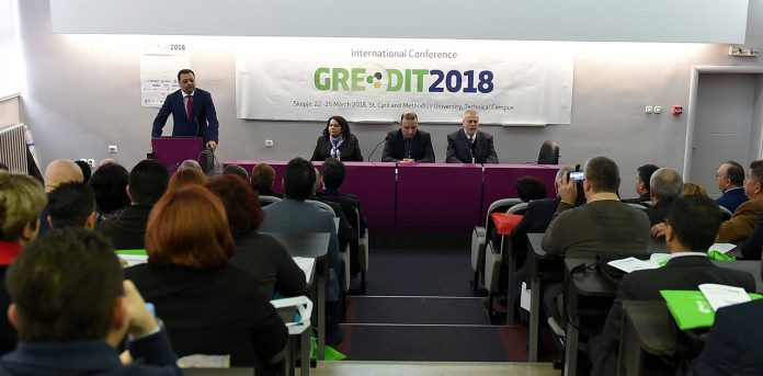 Зелени технологии и повисока свест во справување со отпадот, порака од конференцијата GREDIT 2018 во Скопје