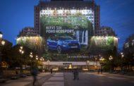 Огромниот билборд за новиот Ford EcoSport во Мадрид, Шпанија влезе во Гинисовата книга на рекорди