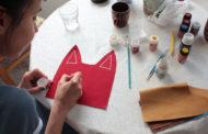 """Рачно изработени ташнички со уникатни дизајни се продаваат под македонскиот бренд """"Фабрика 13"""""""