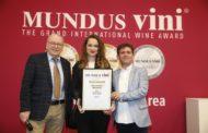 Бовин A'gupka Vranec прогласено за едно од најдобрите вина на светот во својата категорија