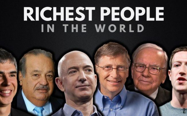 Bloomberg: Меѓу петте најбогати луѓе на светот повеќе нема милијардери од Европа