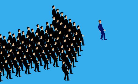 Шест начини да идентификувате кој е лидер меѓу вработените