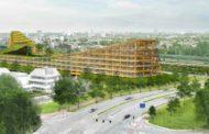 Dutch Mountains ќе биде најголемата дрвена зграда во светот