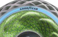 Goodyear направи автомобилски гуми кои го чистат воздухот додека возите
