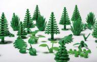 LEGO ќе прави коцки од биопластика направена од растенија