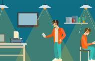 Philips тестира светлосен Интернет!