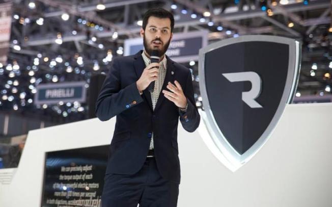 Porsche купи 10% удел во хрватската компанија Rimac Automobili