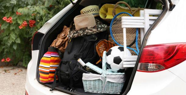 Триглав советува: Како безбедно да го распоредите багажникот во Вашиот автомобил!