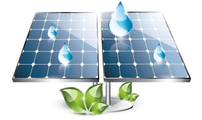 Нови хибридни соларни панели собираат енергија од дождовните капки