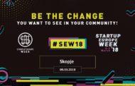 Фондот за иновации ќе ја одбележи Startup Europe Week 2018 на 9 март во Скопје