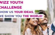 Wizz Air го најави вториот интернационален предизвик за млади WIZZ Youth Challenge