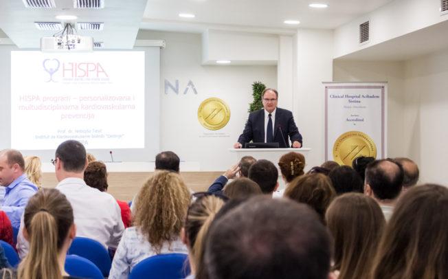 Во Аџибадем Систина отворен првиот HISPA центар во Македонија за превензија на срцеви и мозочни удари