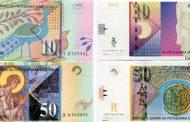 НБРМ претстави како ќе изгледаат новите полимерни банкноти од 10 и 50 денари