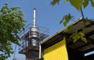 Печката за согорување на медицински отпад на Дрисла доби нов филтер