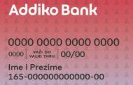 Босанската Addiko banka лансираше платежна картичка со мирис на јагода