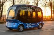 Претставен првиот кинески минибус без возач