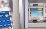 Halkbank со нова услуга – повлекување пари од банкомат без картичка