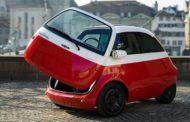 Microlino е микро електричен автомобил за двајца