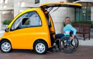 ВИДЕО: Kenguru е првиот електричен автомобил наменет за луѓе во инвалидска количка