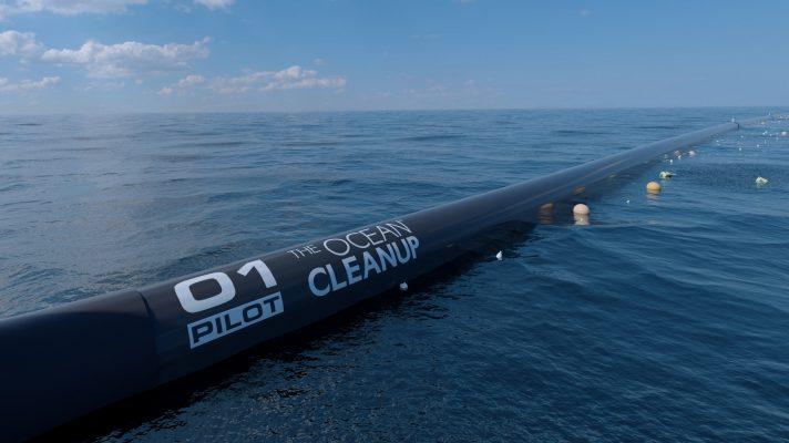 Летово во Тихиот Океан ќе биде лансирана машина за чистење на океаните од пластика