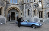 Мате Римац работел на електричниот Јагуар со кој се возеа принцот Хари и Меган Маркл после венчавката