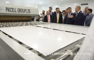 Во Македонија отворена прва фабрика за фотоволтаични, соларни и термални панели