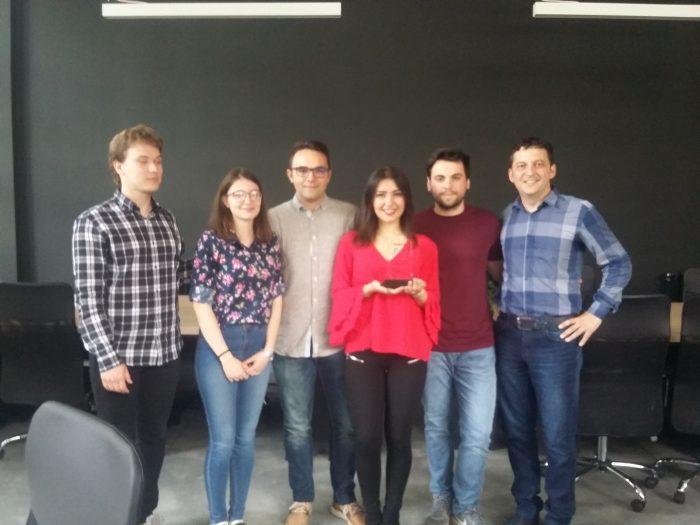 Прва награда за ФЕИТ на натпреварот ICAMES во Истанбул