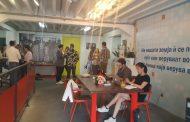 Отворена Sparkasse Room во Јавна соба наменета за развивање стартап идеи